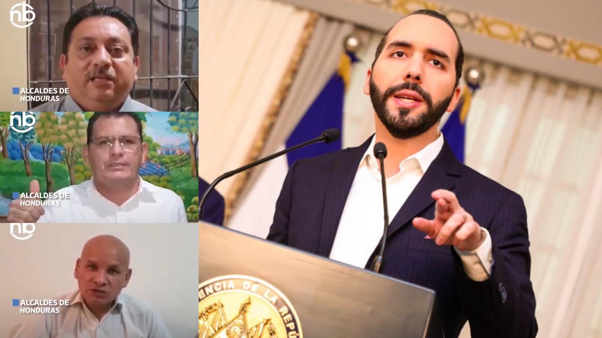 Presidente Bukele ayudara a los alcaldes hondureños con donaciones de vacunas para inmunizar a sus pobladores