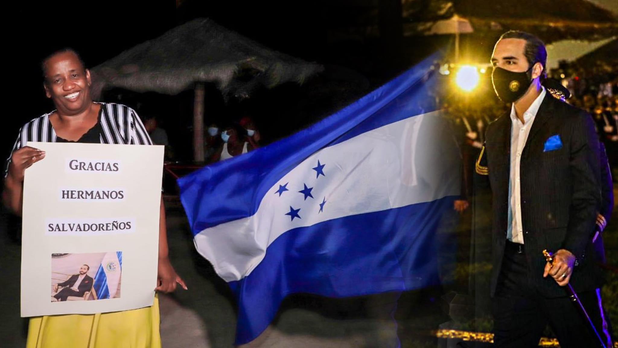 Presidente Bukele destaca la gran labor que ejerce su gabinete para llevar ayuda a los hermanos Hondureños